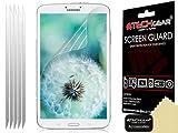 Techgear SM-T310 - Juego de Protectores de Pantalla para Samsung Galaxy Tab 3 T311/T315 (8', 5 Unidades)