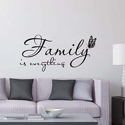 Wall Stickers,Great family vinyl wall sticker removable art wallpaper mural decal sticker living room bed room home decoration house decoration