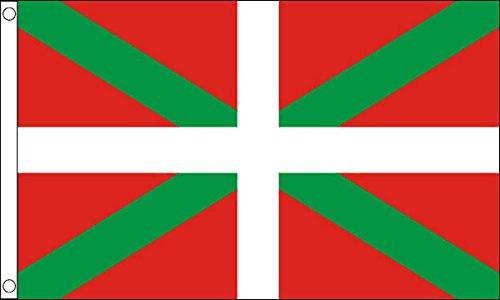GIZZY Baskische 3'x 2' Flagge