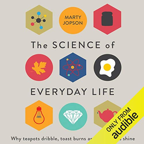 The Science of Everyday Life audiobook cover art