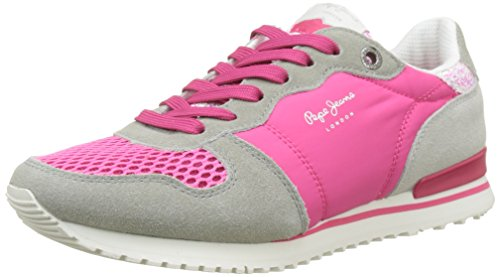 Pepe Jeans London Gable Tongue, Zapatillas para Mujer