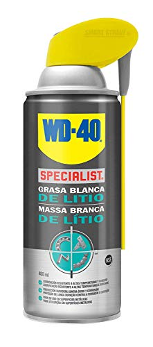 WD-40 Specialist - Grasa blanca de litio -Spray 400ml