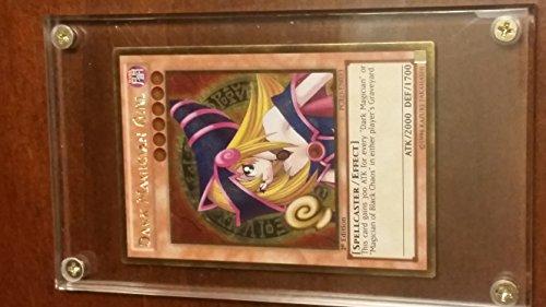 YU-GI-OH! - Dark Magician Girl (PGLD-EN033) - Premium Gold - 1st Edition - Gold Rare