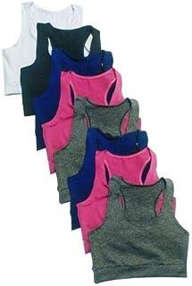 Kit 8 Top Suplex Nadador Academia Fitness
