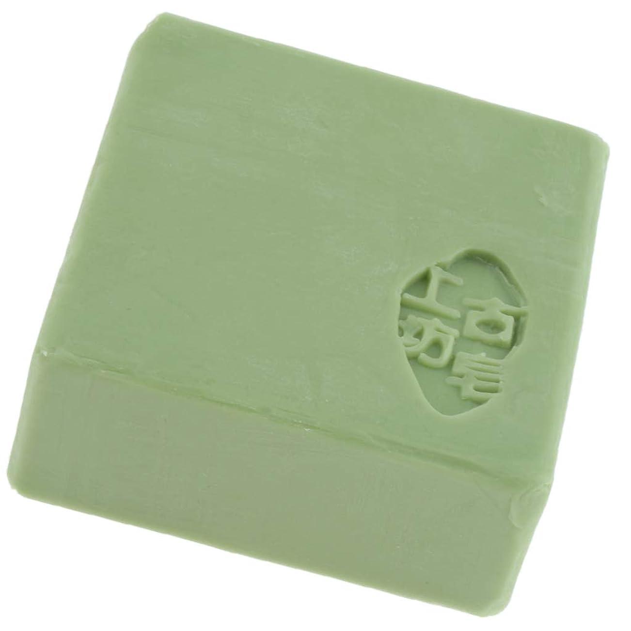 のり長いですネイティブBaoblaze バス スキンケア フェイス ボディソープ 石鹸 保湿 好意 全3色 - 緑
