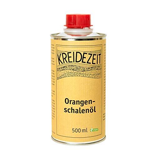 Kreidezeit Orangenschalenöl-0,50 l