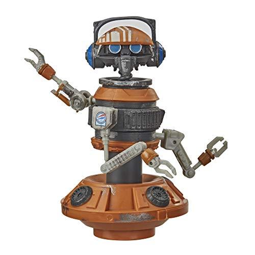 Star Wars The Black Series DJ R-3X Spielzeug 15 cm groß Star Wars Galaxy\'s Edge Sammelfigur Actionfigur Spielzeug für Kinder ab 4 Jahren