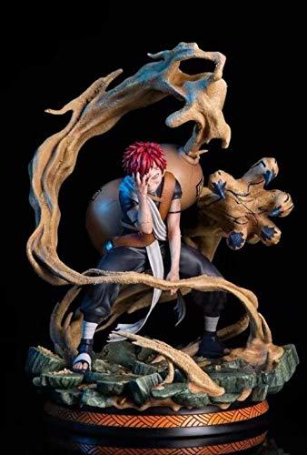 UUSOUQ Gifts Naruto Figures Gaara Action Figure Decorazioni per la casa Japan Anime Character PVC Modello da Collezione Toys 25Cm GJF0903