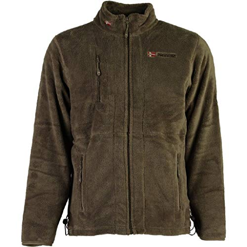GEOGRAPHICAL NORWAY Chaqueta Polar DE Mujer Taupe S