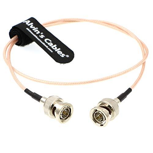Alvin's Cables HD SDI Video BNC Stecker 3G RG179 Kabel für BMCC Video Out Blackmagic Kamera 1 m
