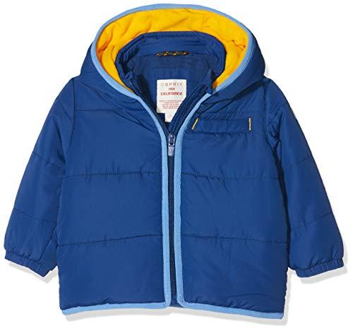 ESPRIT KIDS Baby-Jungen RP4202209 Outdoor Jacket Jacke, Blau (Indigo 460), (Herstellergröße: 80)