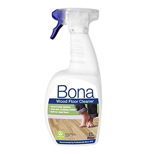 Bona Wood Floor Cleaner Spray 1 litro