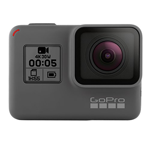 GoPro Hero5 Black - Cámara de 12MP (4K, 1080p HD, 720 p,...