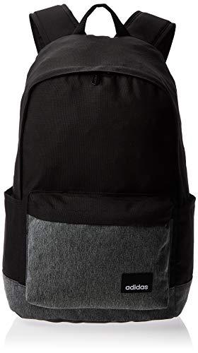 adidas Lin CLAS BP CAS Mochilla de Deporte, Unisex Adulto, Black/Black/White, NS