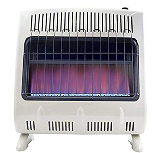 Mr. Heater 30,000 BTU Vent Free Blue Flame Natural...