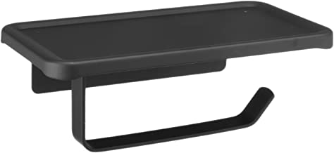 Op Muur Gemonteerd WC Document Free-Punch Shelf Handdoekrol Plank Toilet Telefoon Dikke Badkamer Mobiele Telefoon Rack, To...