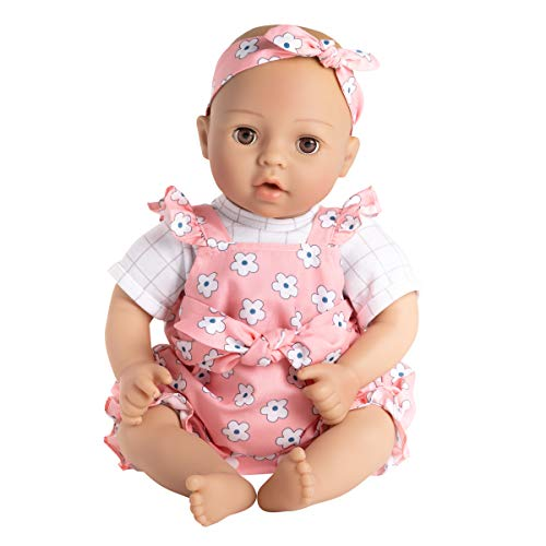 Adora Interactive Baby Doll with Voice Recorder - Wrapped in Love -...