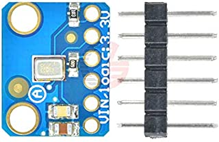 SPH0645 I2S MEMS Microphone Breakout Board 50Hz-15KHz Digital Output Mic Clock Data Word Select for Audio Recording Detection