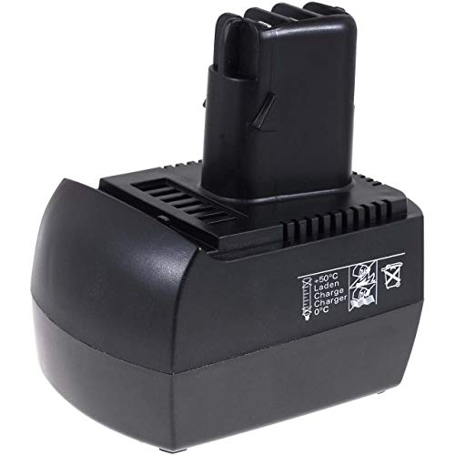 Accu voor gereedschap Metabo Type 6.31775, 9,6V, NiMH