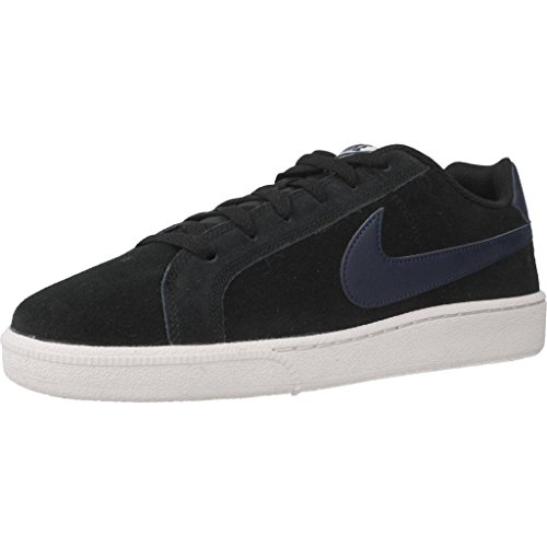 Nike Court Royale Suede Mujer Negro 44
