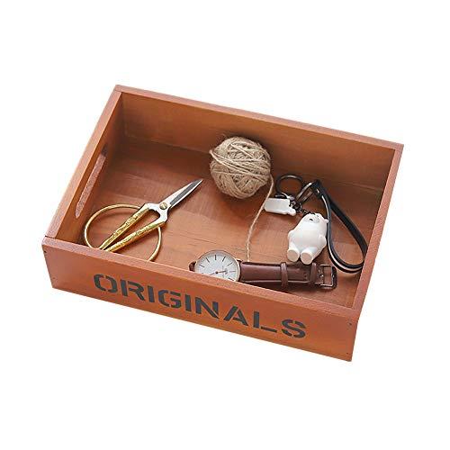 Xinllm cestas de almacenaje Decorativas Cesta de Almacenamiento Bebe De Almacenamiento de Escritorio Caja pequeña para Almacenamiento