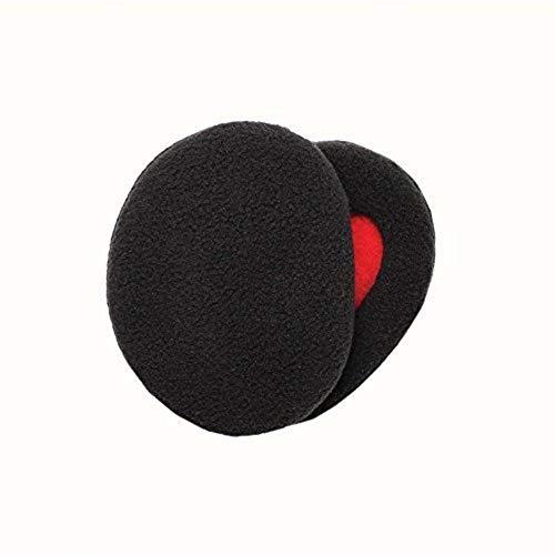 Chivalrylist Fleece oorwarmer-muts was verleden tijd, standaard oorbeschermer, earbags fleece, 1 paar