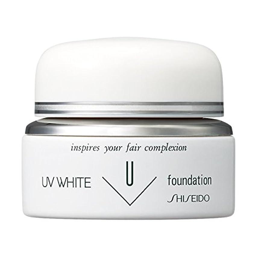 意識重々しい発音UVホワイト ファンデーションN オークル10 20g