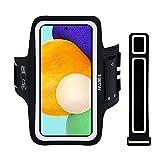 Fascia da Braccio Portacellulare per Correre, EOTW Porta Cellulare Braccio per iPhone 12/12...