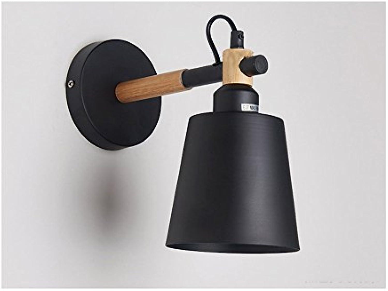 GRY Nordic Modern Einfache Innenwandleuchte Einzelkopf Eisen Wandleuchte, Wohnzimmer Schlafzimmer Beleuchtung
