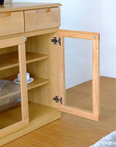 空間を何役にも使える!「ロータイプ食器棚」の使い方とおすすめ