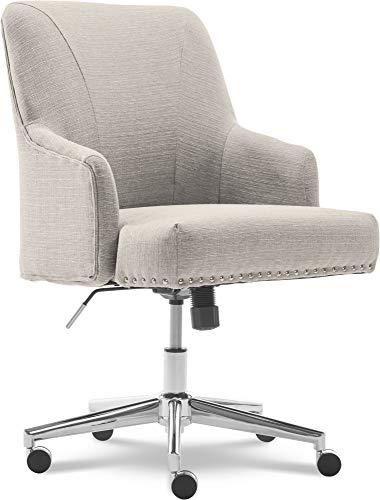 Serta 'Leighton' Home Office Chair, Lure Light Gray