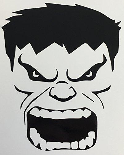 C60125 The Hulk 6x5