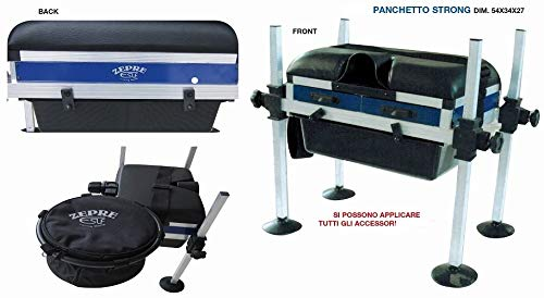 Zepre PANCHETTO Strong Dim. 54x34x27 Peso 4.5 kg. Diametro Gambe 25mm.
