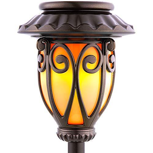 Camabel Tall Solar Torch Lights