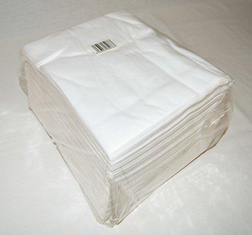 Toallas pedicura desechables de spun-lace 40x50 cm, 100 unidades