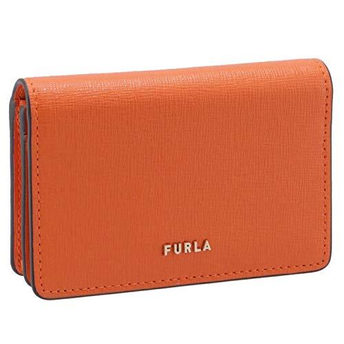 Furla(フルラ) 二つ折り カードケース 名刺入れ BABYLON バビロン カードケース PCZ1UNO B30000 BG600 [並行輸入品]