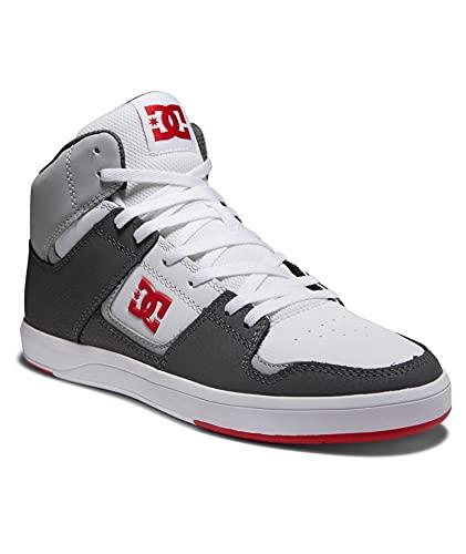 Dcshoes DC Shoes Cure HI Top, Zapatillas Hombre, Blanco, 40 EU