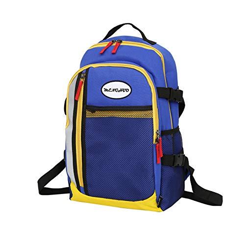 Schooltas schooltas multikcollectie College Wind Bag Oxford stof succesvol kleur leerlingenrugzak paar dubbele rug