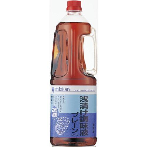 ミツカン『浅漬け調味液』