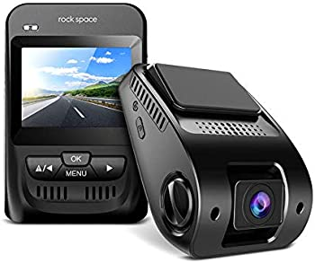 Rockspace 1080P Full HD Dash Cam with 2.3