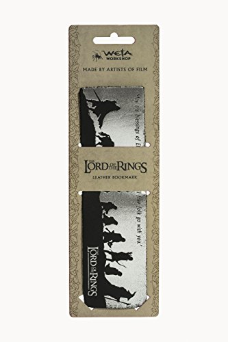 Weta Workshop Lord of The Rings Bookmark The Fellowship Silhouette Toy