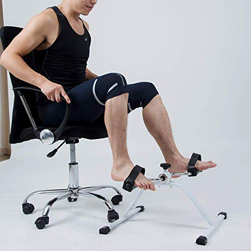 ZLXLX Indoor Sportuitrusting Stepper, Fitness Pedaal Fitness Thuis Draagbare Pedaal Machine Been Fitness Machine Mini Fiets Sport Fitness Equipment Opvouwbare Indoor Fitness Loopband