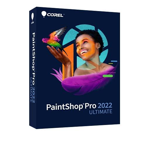 COREL PaintShop Pro 2022 ULTIMATE Windows DEUTSCH - BOX