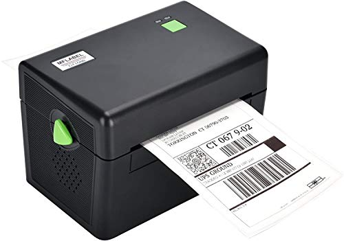 MFLABEL Label Printer, 4x6 Thermal Label Printer Commercial Grade Direct Thermal Label Maker High Speed USB Port Printer for Barcodes,Mailing,Shipping, Etsy,Ebay,Amazon Barcode Express Label Printing