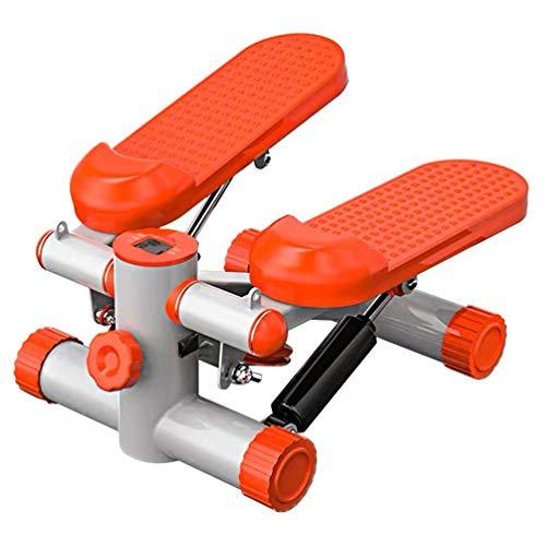 Braveheat Stepper Scala Fitness con Display LCD, Cyclette Scala Cardio Stepper per Palestra di Casa Allenamento Corpo Allenamento Fitness Scalatore Verticale