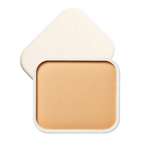 Orbis Timeless Fit Foundation UV Refill (With Dedicated Puff) SPF30 Pa+++ - 02 Natural (Green Tea Set)
