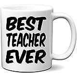Meilleur professeur jamais tasse de café Grand cadeau de tasse pour la nouveauté de l'enseignant...