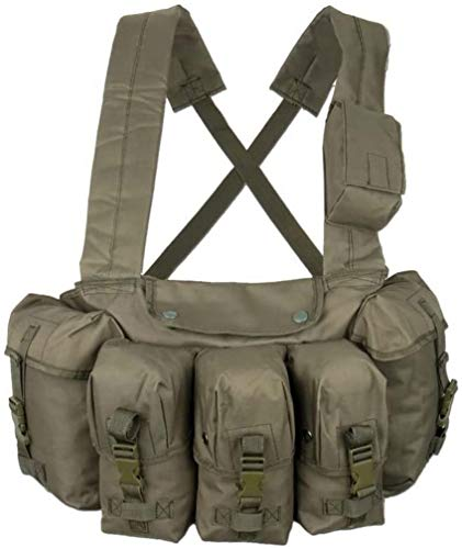Tactical Chest Rig, oliv