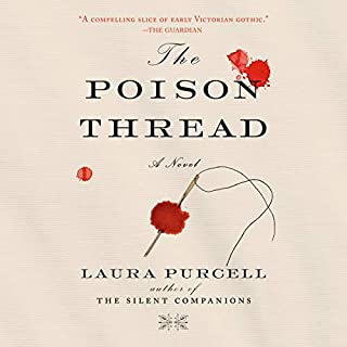 The Poison Thread audiobook cover art