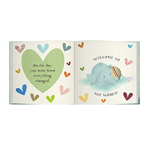 Welcome to the World : keepsake gift book for a new baby (Forget Me Not Books) (From You to Me Publishing)